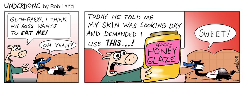 UNDERDONE-honeyglaze