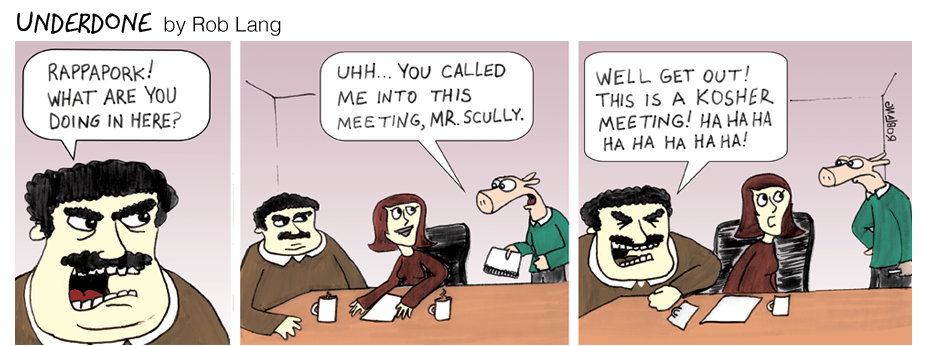 UNDERDONE-the-meeting