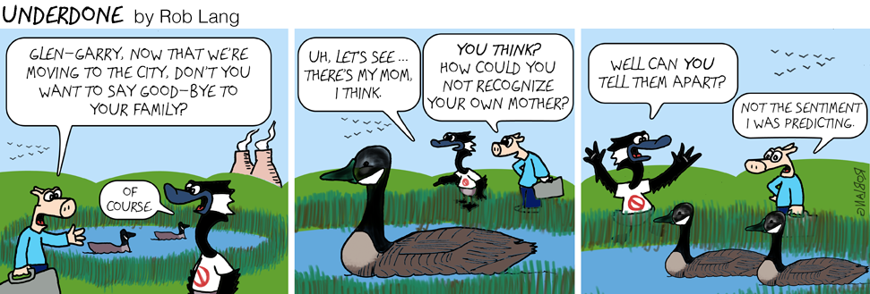 Good-Bye Momma-Goose