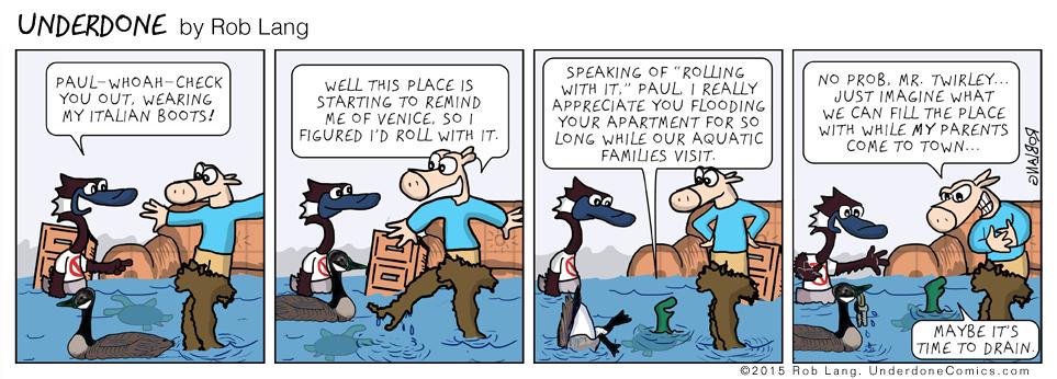 UNDERDONE-drain-it