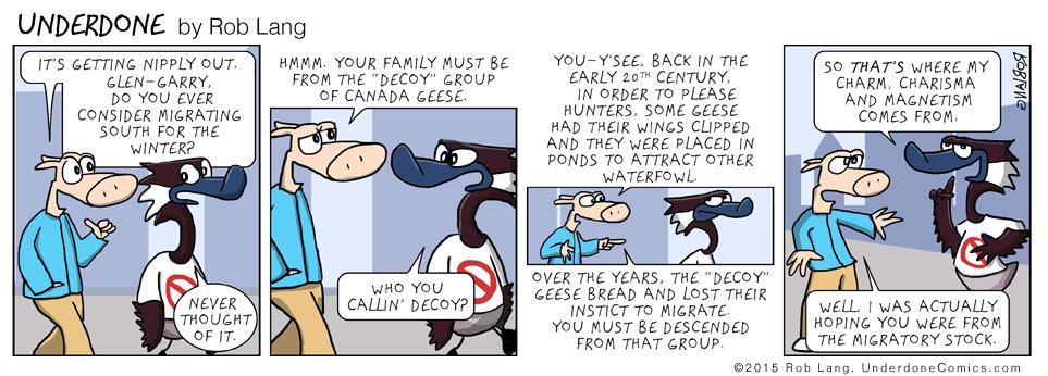 UNDERDONE-Decoy-Goose